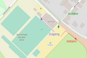 AnfahrtZugang